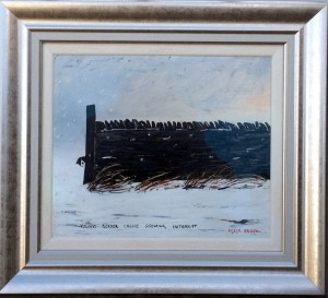 young border collie Peter Brook Original