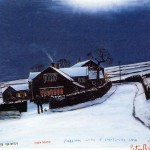 late delivery By Peter Brook @ The Smithy Gallery