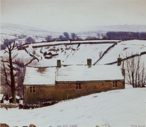more snow coming Peter Brook