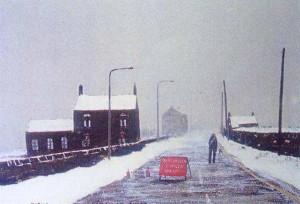 one mile ahead By Peter Brook