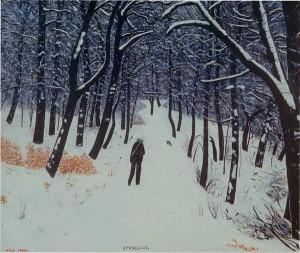 strolling By Peter Brook
