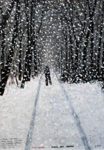 SNOW ON SNOW by Peter Brook