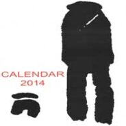 Peter Brook 2014 Calendars Out Now