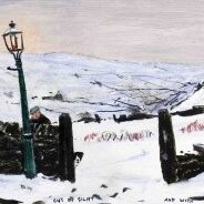 3  NEW Peter Brook Prints